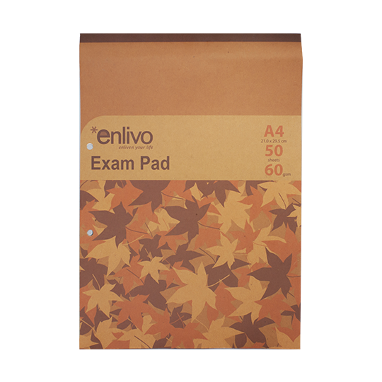 pad book enlivo stationery
