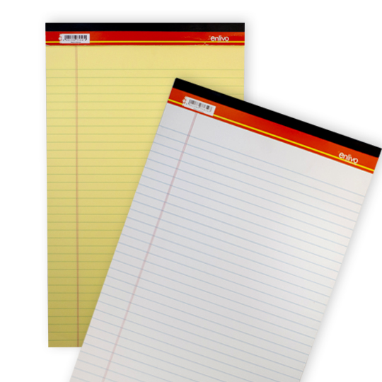 legal pad enlivo stationery product