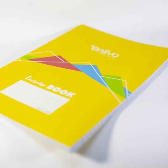 a4 exercise book enlivo