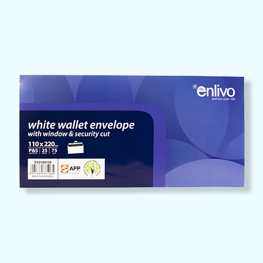 enlivo envelope