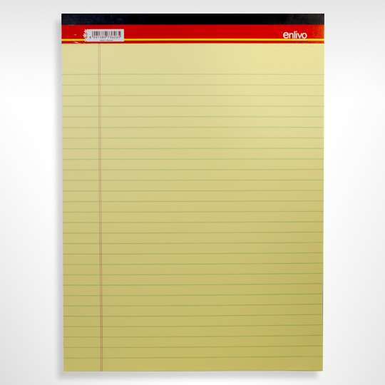 writing pad enlivo stationery product