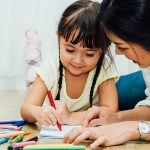 Importance of drawing in child development